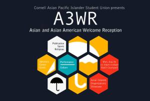 Asian and Asian American Welcome Reception