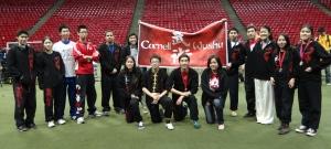 Wushu Collegiates 2014